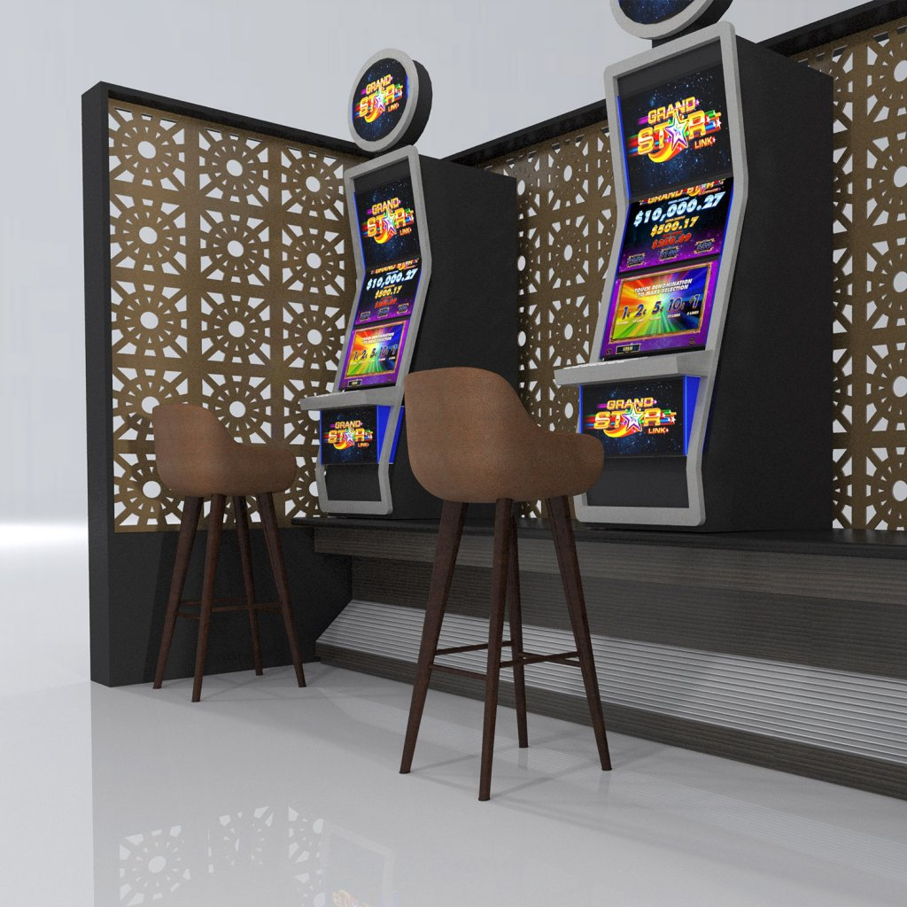 sydney based poker machine manufacturer | Industric Gaming Solutions
