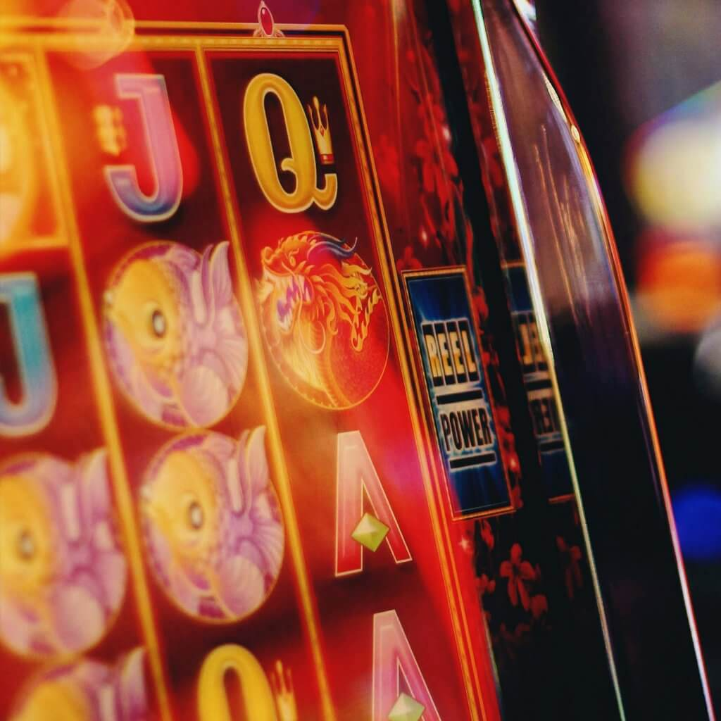 poker machine bases for gaming Venues
